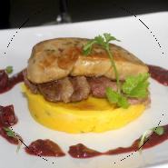 Foie gras La Dem Bistro