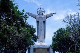 Statue de Jésus Christ à Vũng Tàu