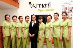 Armani Spa