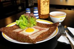 La Crêperie Saigon restaurant breton