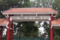 Visite des Tunnels de Cu Chi