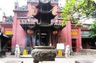 Pagode Ngoc Hoang l'Empereur de Jade