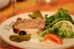 La Fourchette restaurant français