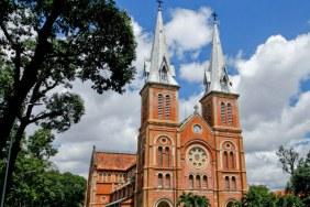Cathédrale Notre-Dame Saigon