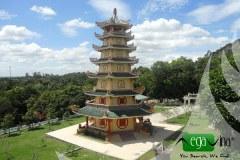 Montagne de la vierge noire Tây Ninh