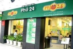 Phở 24 Saigon - rue Đồng Khởi
