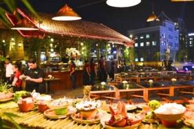 Saigon Grill Restaurant Vietnamien Barbecue