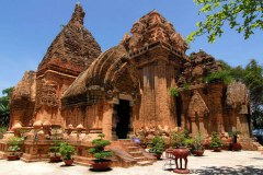 Temple Cham Po Nagar à Nha Trang