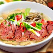 Soupe vietnamienne Pho