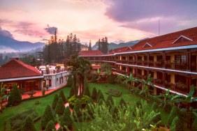курортный спа отель Victoria шапа