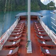 Viola Cruise deck