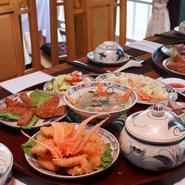 Viola Cruise meal