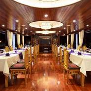 Viola cruise restaurant