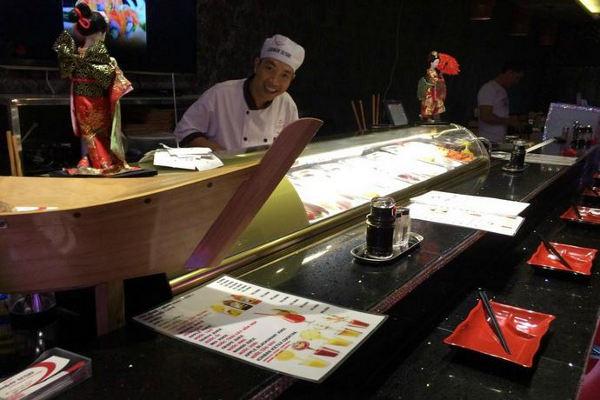 Ichiba Sushi Restaurant Saigon