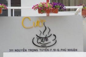 Coffee bar Cười Ho Chi Minh Q10