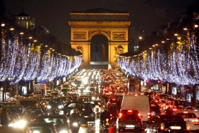 Once a month no car on the Champs Elysees