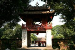 Temple of Literature National University Hanoi