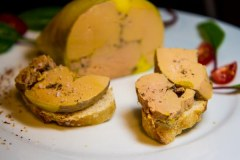Why ban French foie gras production for 90 days?