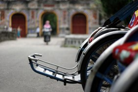 Hue by cyclo - Half day tour