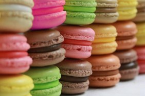 Macaron Day Event at Le Padam