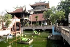 Nam Thien Nhat Tru Pagoda