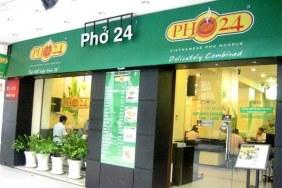 Phở 24 restaurant - Đồng Khởi street