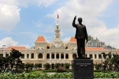 Private full-day Ho Chi Minh Tour