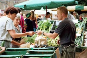 Saporium market Day