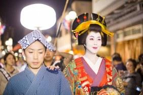 Shinagawa Shukuba matsuri Festival
