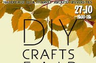Handmade DIY Crafts fair october 2013 HMC