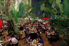 Nhà hàng Barbecue Garden