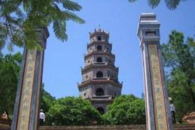 Chùa Thiên Mụ - thành phố Huế