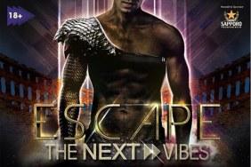 Escape Halloween Party 2014