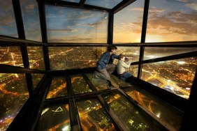 Tháp Eureka skydeck 88 ở Melbourne