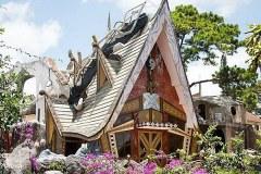 Biệt thự Hằng Nga Crazy House Đà Lạt