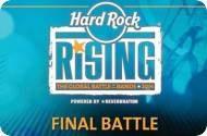 Đêm Thi Chung Kết, Cuộc Thi Hard Rock Rising