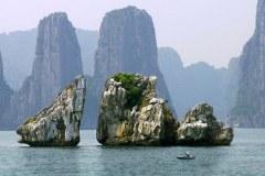 Hòn Già Chọi - Vịnh Hạ Long