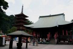 Đền Takahata Fudoson Kongo-ji ở Tokyo
