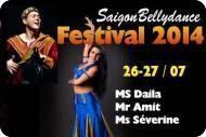 Saigonbellydance Festival 2014
