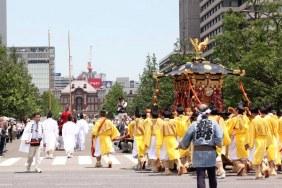 Lễ hội dân gian Sanno Sai ở Tokyo