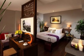Khách sạn Silverland Sakyo và Spa