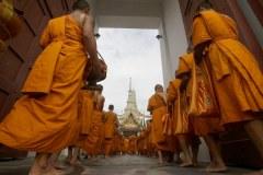 Thái Lan kỷ niệm quốc vương của họ 70 năm trên ngai vàng