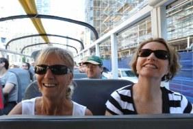 Tour tham quan vòng quanh Vancouver bằng xe buýt