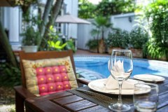 Nhà hàng La Villa French Saigon