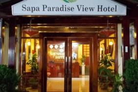 Sapa Paradise View 酒店